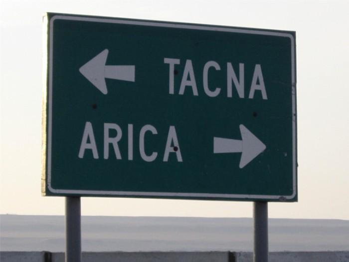 Post: El Tratado de 1929 y la salida al mar de Tacna