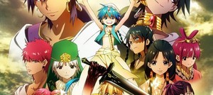 Magi: The Labyrinth of Magic manga 325 español