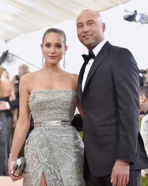 Derek Jeter and Hannah Davis planning July wedding in Napa Valley