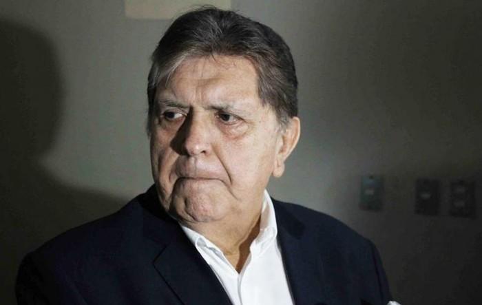 El derrumbe de Alan García (2016-2019)