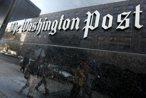 The Washington Post venderá su histórica sede a US$ 159 millones