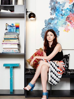 Tanya Taylor has playful designs on the fashion scene and glam Houstonians take notice