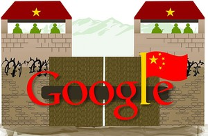 Vía Hong Kong Google le saca la vuelta a la censura China